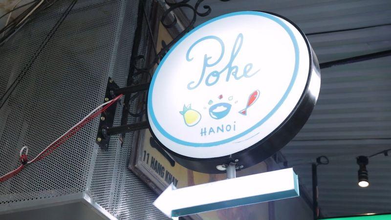 Poke Hanoi - Healthy